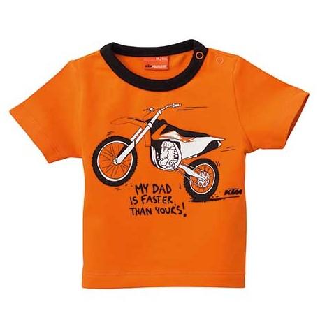 Tee Shirt Bébé KTM
