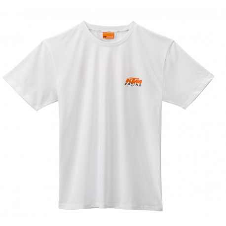 Tee Shirt Racing Orange