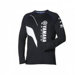 Tee shirt Yamaha noir