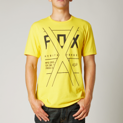 Tee Shirt FOX CROSSED FICTION