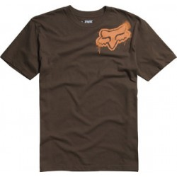Tee Shirt FOX STENCILED