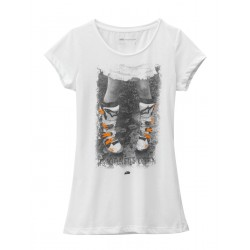Tee Shirt KTM Bottes Cross